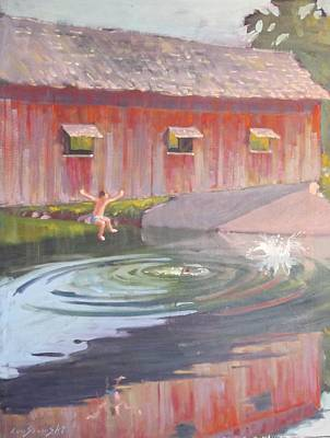 Painting - Summer Fun by Len Stomski