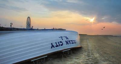 Ocean City Nj Photograph - Summer Fun by Lori Deiter