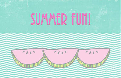 Photograph - Summer Fun by Pam  Holdsworth