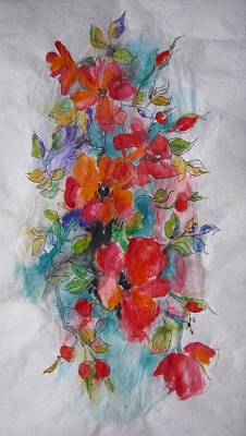 Painting - Summer Garden #2 by Melanie Stanton