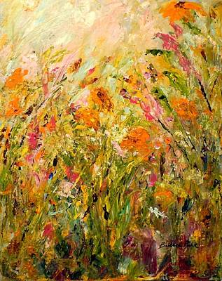 Painting - Summer Garden by Barbara Pirkle