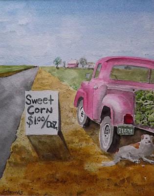 Summer Art Print by Gary Thomas