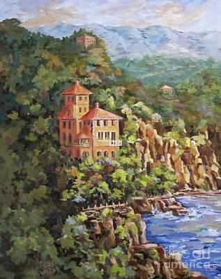 Painting - Summer Getaway by Patsy Walton