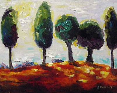 Painting - Summer Glow by John Williams