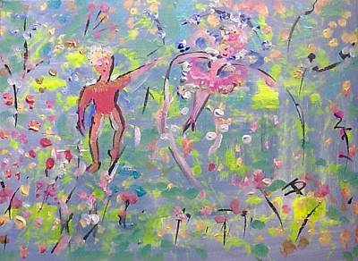 Painting - Summer Haze by Judith Desrosiers