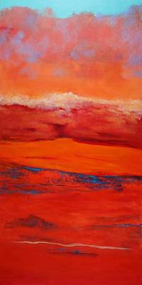 Painting - Summer Heat 12 by M Diane Bonaparte