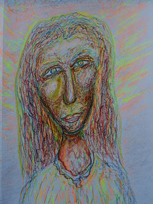 Drawing - Summer Heat by Jim Taylor