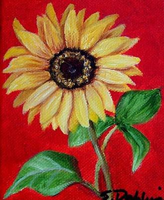 Painting - Summer Heat by Susan Dehlinger