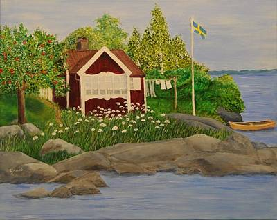 Summer House On The Baltic Original