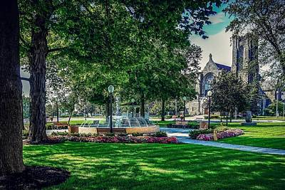 Photograph - Summer In Juckett Park by Kendall McKernon