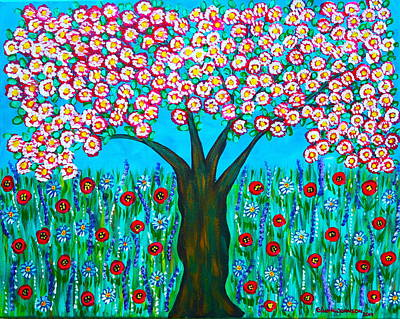 Painting - Summer In Minnesota by Gina Nicolae Johnson
