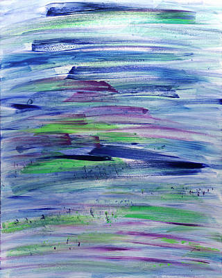 Painting - Summer Inspiration 2 by Angela Bushman