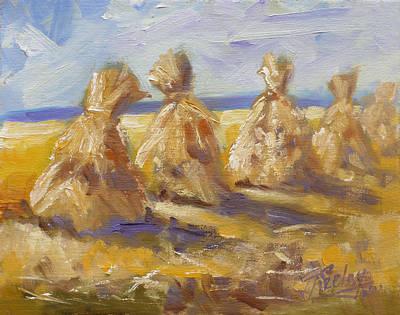 Summer Painting - Summer by Irek Szelag