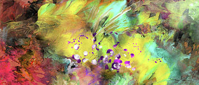 Painting - Summer Is Coming 02 by Miki De Goodaboom