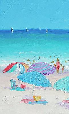 Painting - Summer by Jan Matson