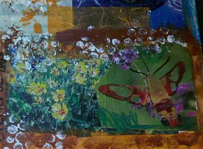 Mixed Media - Summer Magic by Rosemary Augustine