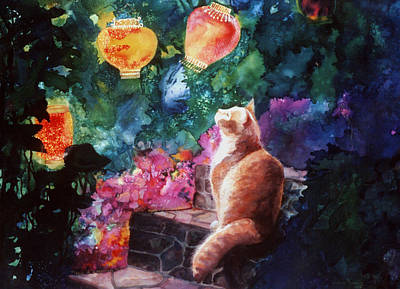 Painting - Summer Magic by Valerie Aune