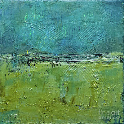 Painting - Summer Marsh I by Susan Cole Kelly Impressions