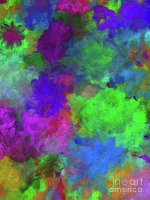 Royalty-Free and Rights-Managed Images - Summer Meadow - Abstract by Esoterica Art Agency