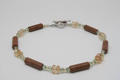 Sterling Silver Bracelet Jewelry - Summer Memories by Jerri Nielsen