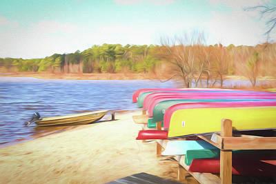 Photograph - Summer Memories by Wade Brooks