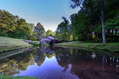 Photograph - Summer Mill by Michael Scott