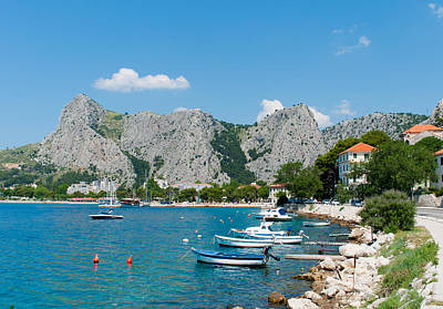 Photograph - Summer Morning In Croatia. by Iryna Soltyska