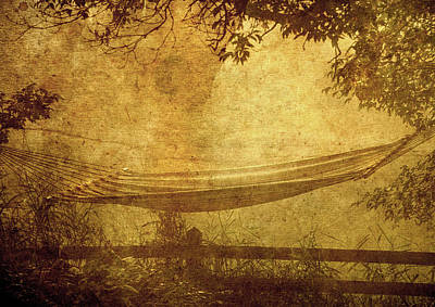 Summer Morning. Art Print by Kelly Nelson