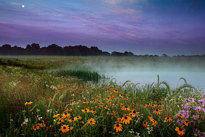 Photograph - Summer Morning by Rob Blair