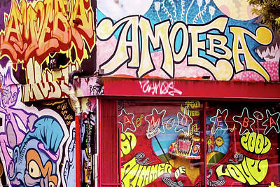 Haight Ashbury Wall Art - Photograph - Summer Of Love by Art Block Collections