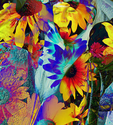 Summer Of Love Art Print by Patric Carter