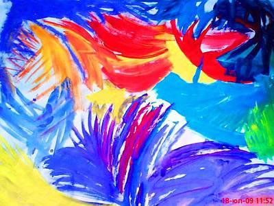 Pai Painting - Summer by Petar Petrov