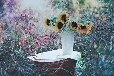 Photograph - Summer Picnic by Pixabay