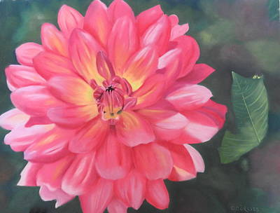 Pastel - Summer Pinks by Carol Corliss