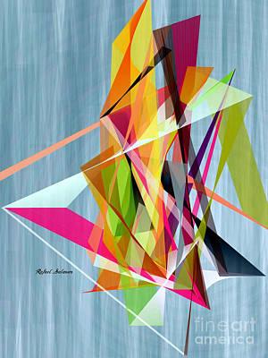Digital Art - Summer  by Rafael Salazar