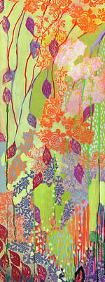 Featured Tapestry Designs - Summer Rain Part 1 by Jennifer Lommers