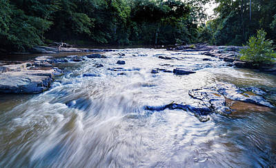 Photograph - Summer River by Ant Pruitt