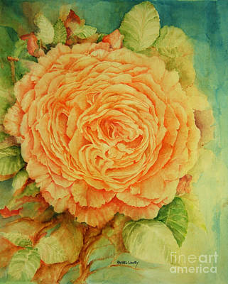 Painting - Summer Rose by Rachel Lowry
