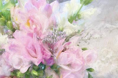 Photograph - Summer Roses by Karen Lynch
