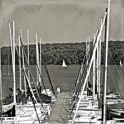 Photograph - Summer Sailing by Brenda Conrad