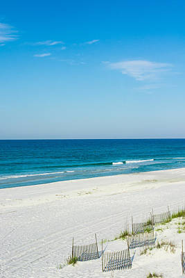 Photograph - Summer Scene In Seaside, Florida by Shelby Young