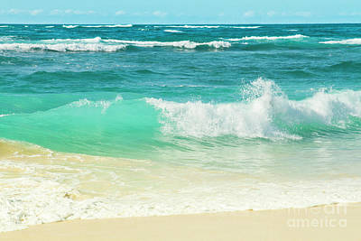 Photograph - Summer Sea by Sharon Mau