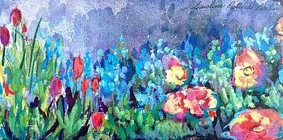 Painting - Summer Shade by Caroline Patrick