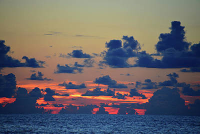 Photograph - Summer Sky by David Lee Thompson