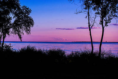Lake Photograph - Summer Sky  by Kristin Hunt
