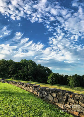 Photograph - Summer Sky by Todd Breitling