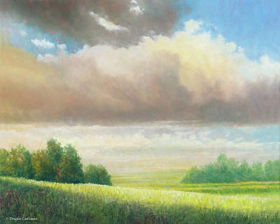 Painting - Summer Skyscape by Douglas Castleman