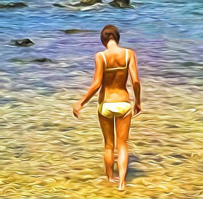 Summer Splendour Art Print