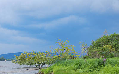 Summer Squall Photograph - Summer Squall by Wild Thing