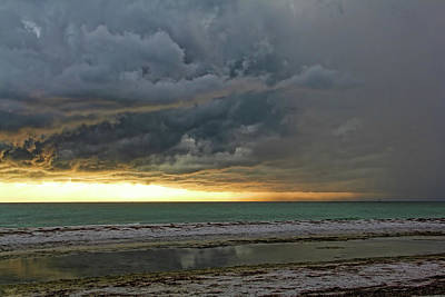 Florida Photograph - Summer Storm 4 by HH Photography of Florida